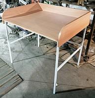 Стол пеленальный на металлическом каркасе