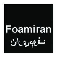 Фоамиран Черный Иранский 20х15 см, толщина 1 мм