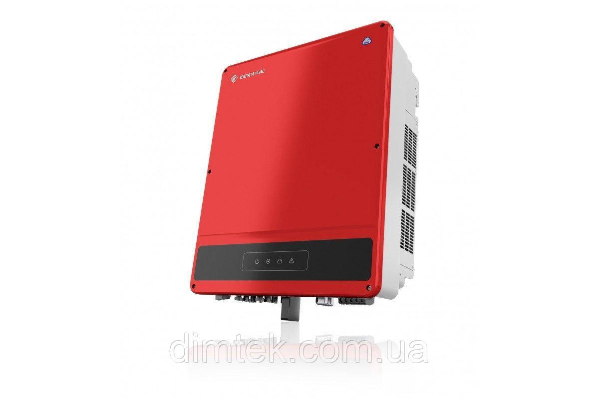 Мережевий інвертор Goodwe GW 30K-SMT 30кВт