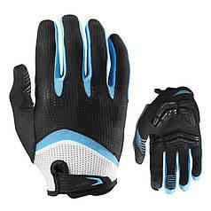 Велоперчатки спортивные Wiretap Glove XL Black/Blue/White
