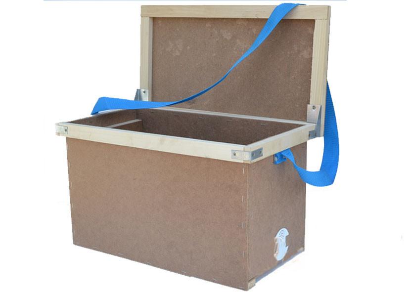 Ящик Рамконос на 6 рамок Дадан