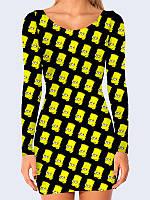 Женское 3D  Платье Bart