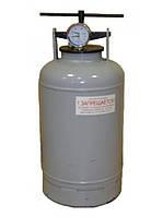 Бытовой автоклав 30 л на газе, фото 1