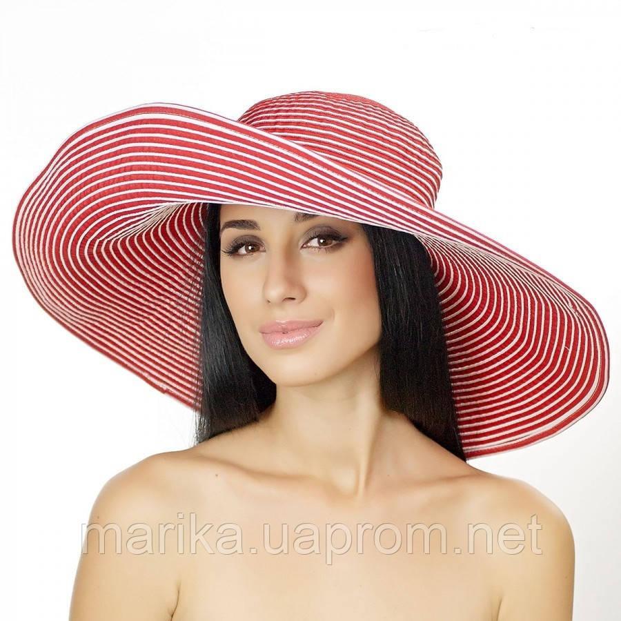 Шляпа с очень широкими полями 4