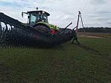 Нова Ротаційна борона мотика John Deere Yetter 10,5 м (складна) Ротационная борона мотыга 3534, фото 3