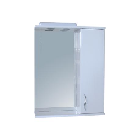 Зеркало для ванной комнаты Базис 55-01 правое ПИК, фото 2