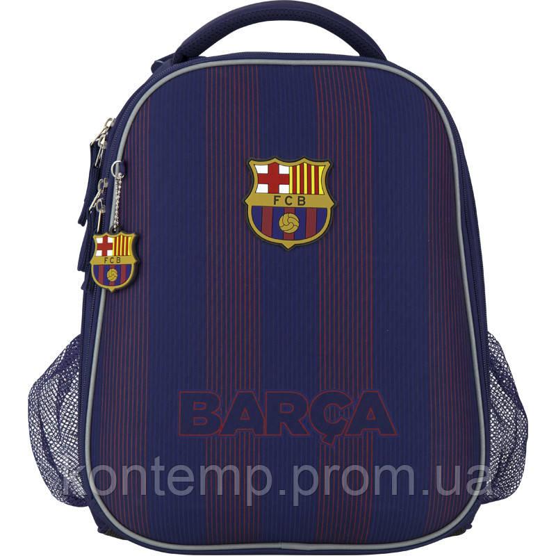 Рюкзак шкільний каркасний Kite Education FC Barcelona BC20-531M