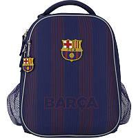 Рюкзак шкільний каркасний Kite Education FC Barcelona BC20-531M, фото 1