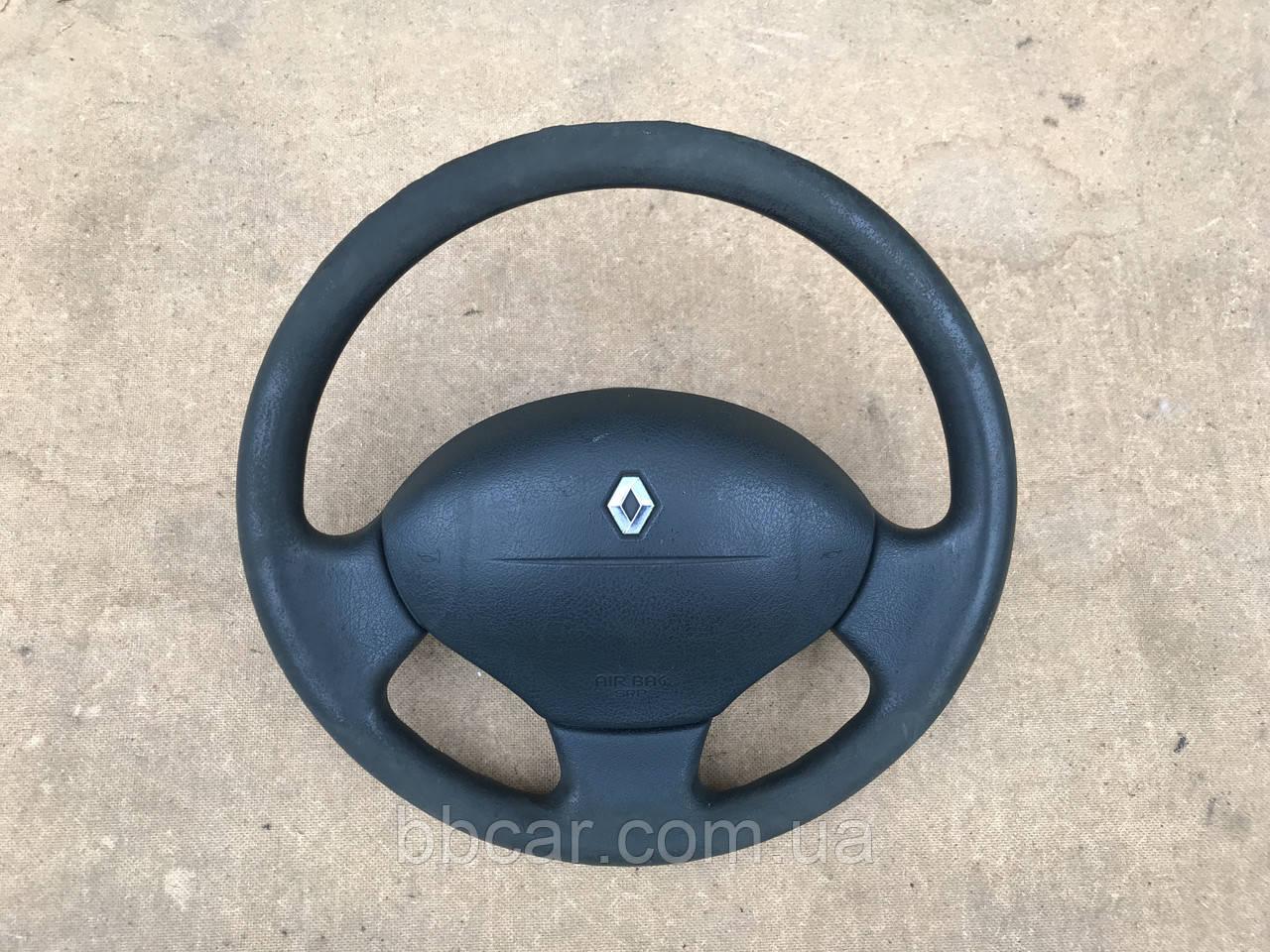 Руль Renault Kangoo 7700432841B , 7700429758D