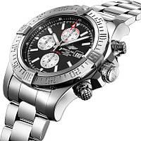 Часы BREITLING SUPER AVANGER II CHRONOGRAPH 44mm. REPLICA: VIP