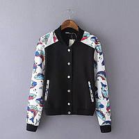Спортивная куртка бомбер, фото 1