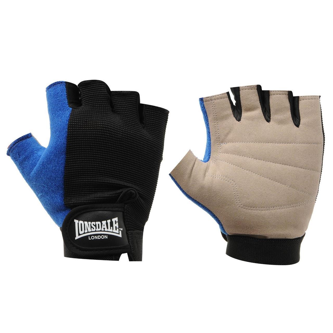 Lonsdale Перчатки для тренажерного зала Lonsdale Fitness Gloves