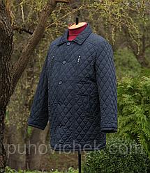 Чоловіча куртка демісезонна великого розміру 56-64