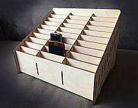 Коробка ящик для мобільних телефонів ,   Коробка для мобильных телефонов