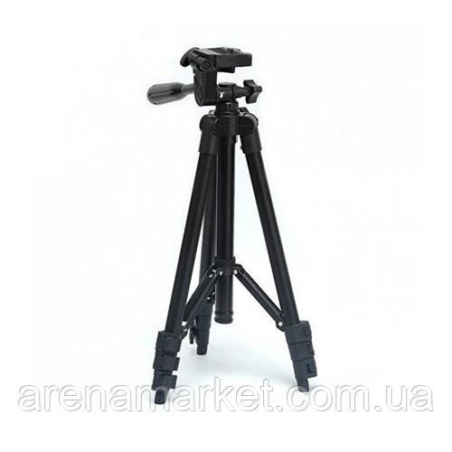 Штатив для камери і телефону Tripod 3120