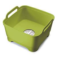 Joseph Joseph Wash&Drain Емкость для мытья посуды со сливом (85059), фото 1