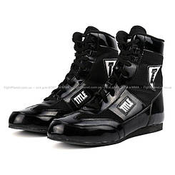 Title Боксерки Title Hyper Speed Elite Boxing Shoes