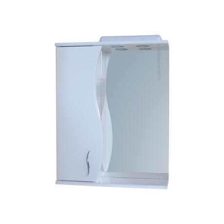 Зеркало для ванной комнаты Базис 55-09 левое ПИК, фото 2