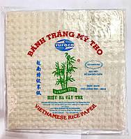 Рисовая бумага Rice Paper TUFOCO  250г квадратная 20+ листов (Вьетнам), фото 1