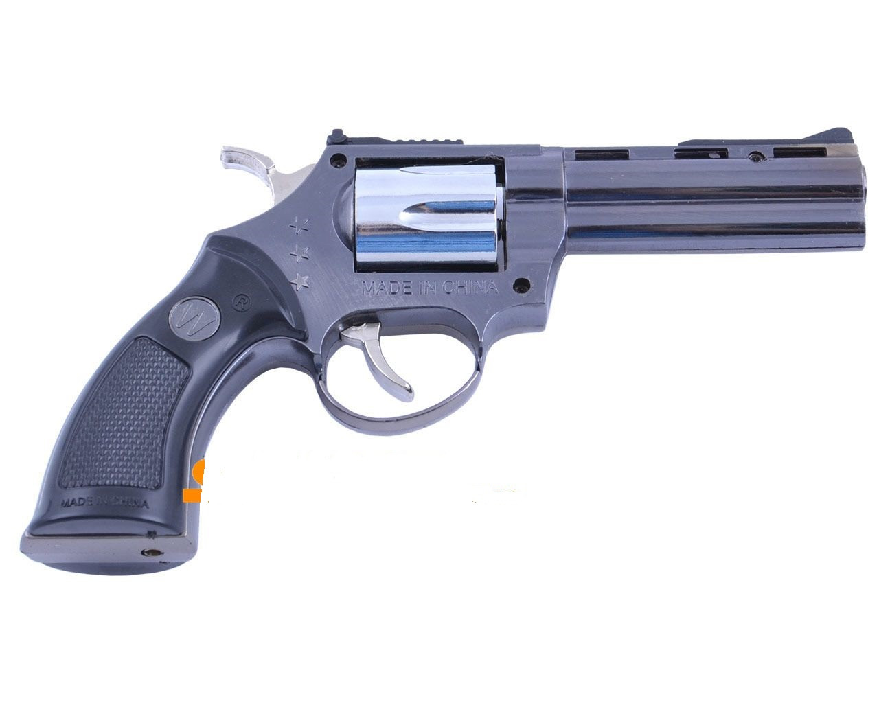 Зажигалка подарочная Пистолет в Кобуре Python 357 (Турбо пламя)