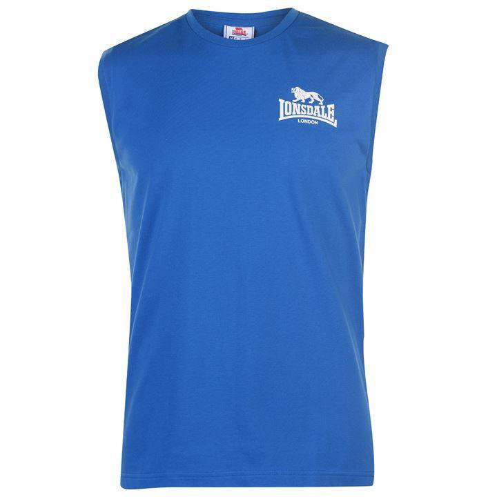 Lonsdale Майка Lonsdale Sleeveless T Shirt Mens