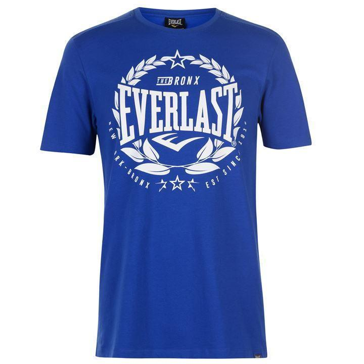 Everlast Футболка Everlast Laurel T Shirt Mens