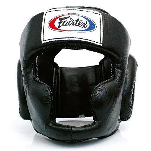 Fairtex Боксерский шлем Fairtex Muay Thai Head Gear HG-5 (тренировочный)