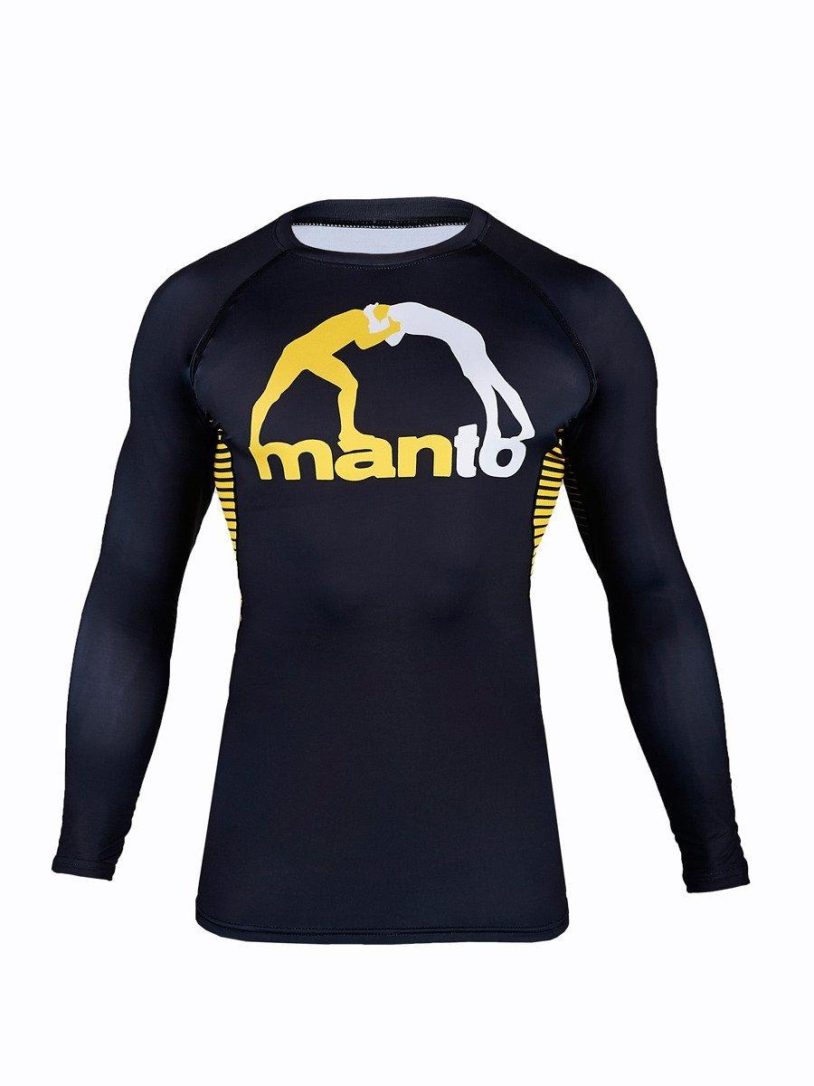 Manto Рашгард Manto Long Sleeve Rashguard Logo