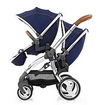 Детская универсальная коляска для двойни 2 в 1 BabyStyle Egg Tandem, фото 2