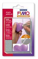 Набор для шлифовки изделий из глины FIMO, 3 губки,STAEDTLER