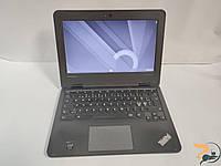 "Стильний ноутбук Lenovo ThinkPad Yoga 11e Chromebook, 11.6"", Intel Celeron N3150, 4GB RAM, 128GB SSD"