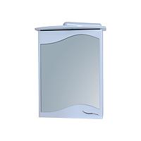 Шкаф зеркальный для ванной 55-04 + Свет