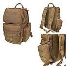Тактический рюкзак М18 Coyote, фото 6