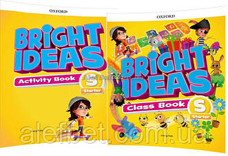 Английский язык / Bright Ideas / Class+Workbook. Учебник+Тетрадь (комплект), Starter / Oxford