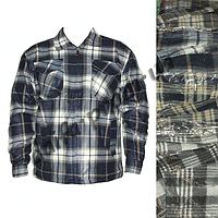 Рубашки на искусственном меху B805 оптом в Одессе
