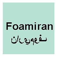 Фоамиран бледно-мятный иранский цвет 20х15 см, толщина 1 мм