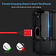 Оригінальний магнітний кабель TOPK TK0141 Type-C Quick Charge 3A швидка зарядка QC3.0 Red (CS0141800610), фото 2