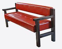 Лавка-диван для кафе, офиса, магазина, фото 1