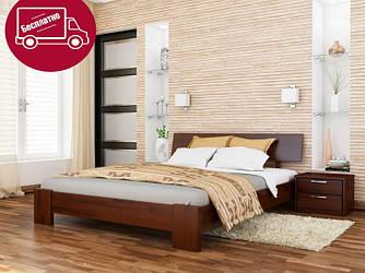 Кровать Титан массив 140х200