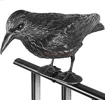 Отпугиватель голубей и воробьев - фигурка Ворон
