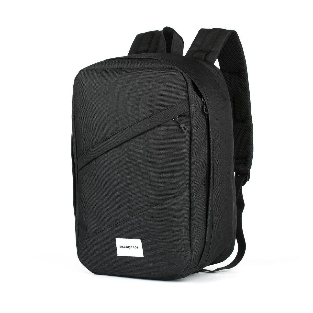 Рюкзак для ручной клади Wascobags 40x20x25 RW  Черный
