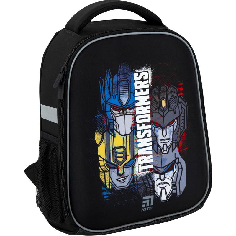 Рюкзак школьный каркасный Kite Education Transformers TF20-555S