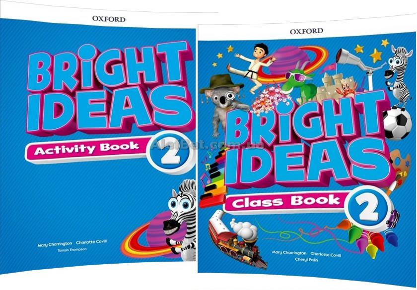 Английский язык / Bright Ideas / Class+Workbook. Учебник+Тетрадь (комплект), 2 / Oxford