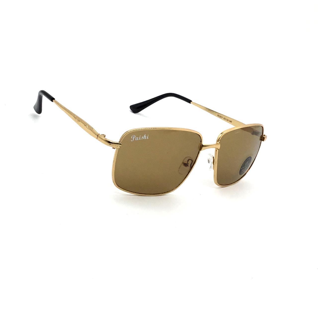 Cолнцезащитные очки со стеклом