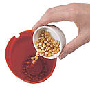 Joseph Joseph M-Cuisine Набор стаканов для приготовления попкорна в микроволновой печи (45018), фото 3