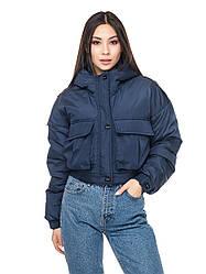 Демисезонная женская  куртка, р. 42 - 48