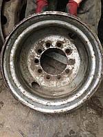 Грузовые диски колесные бу на грузовое авто 17.5/6.0 на 10 шпилек