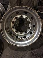 Грузовые диски колесные бу для грузовых автомобилей 22.5 ет 9-8.25