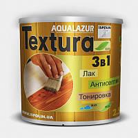 Аквалазурь белая Textura Ispolin (0.75)