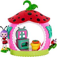 """Набор Enchantimals """"Дом букашек-Кухня"""", Mattel, FXM96 / FXM98"""